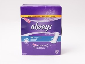 Always Ultra Acti Pearls Binden