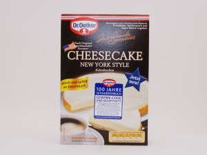 Dr. Oetker Cheesecake New York Style