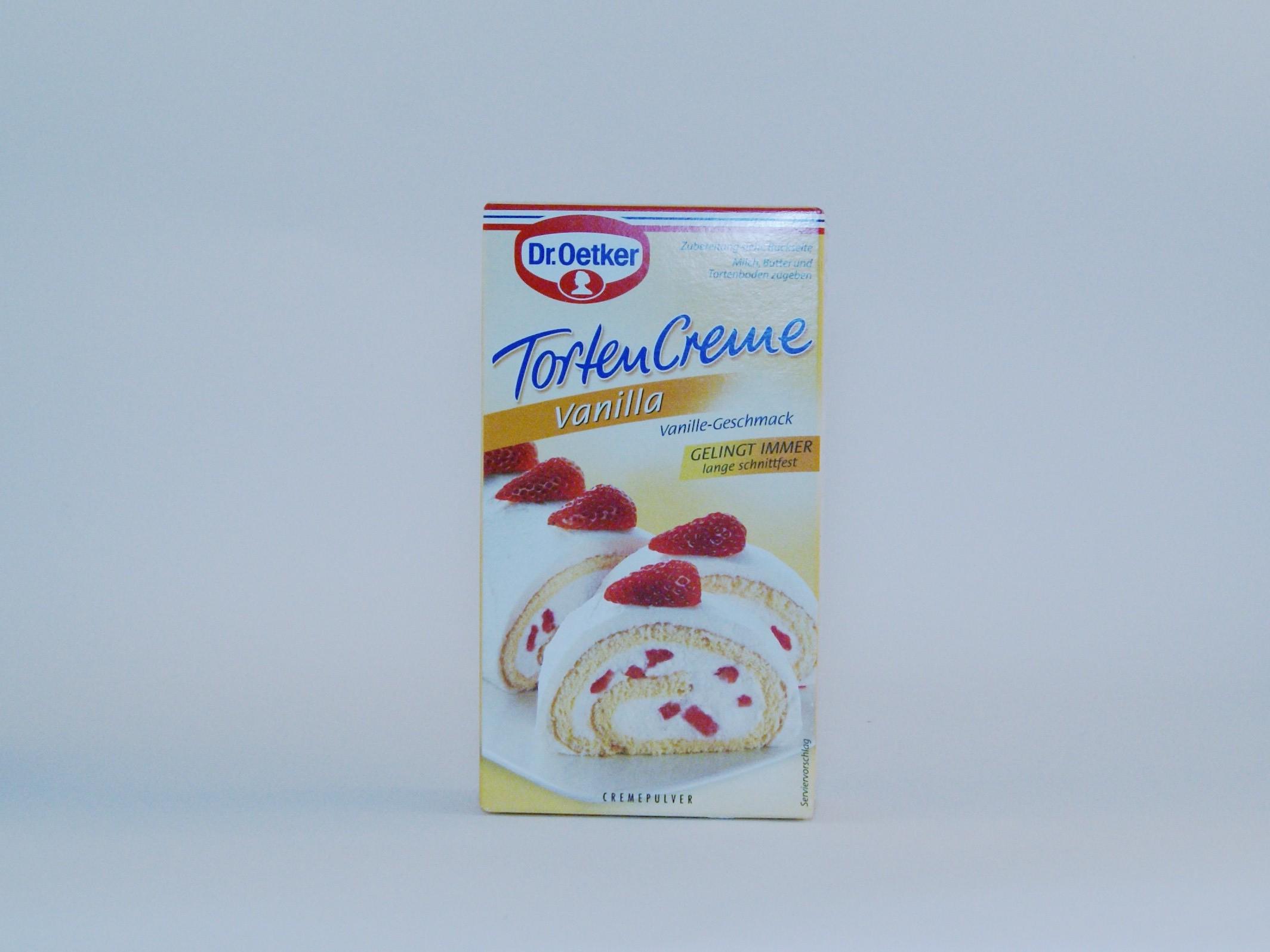 Kuchen mit dr oetker tortencreme
