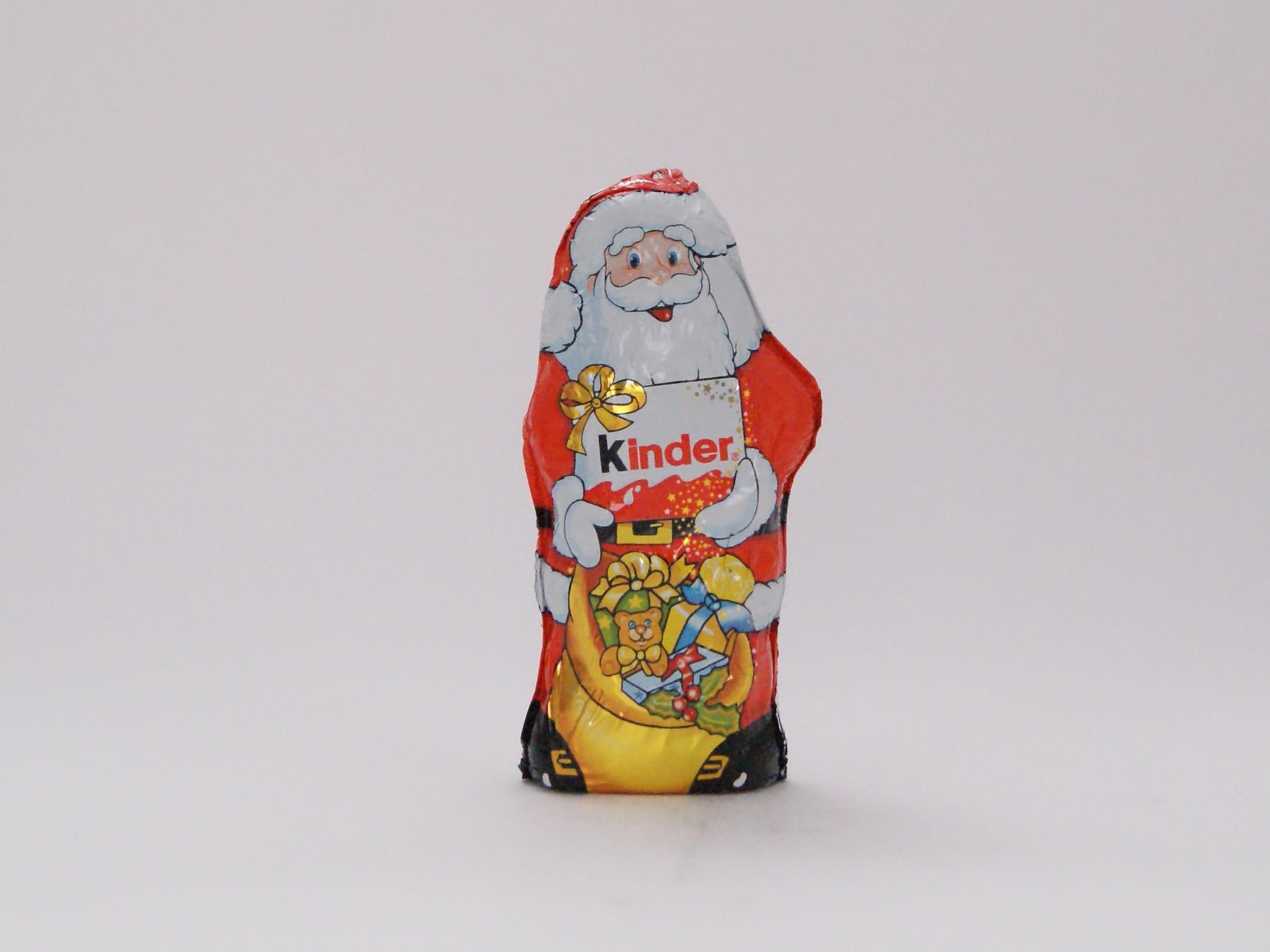 Kinder Weihnachtsmann – kjero.com
