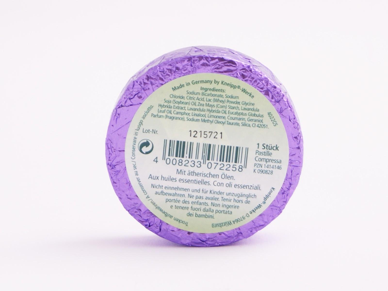 Kneipp Klassik Aroma Sprudelbad Lavendel