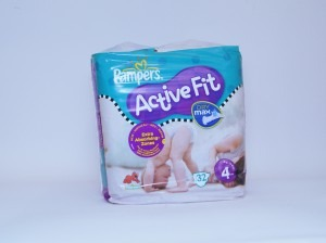 Pampers Active Fit