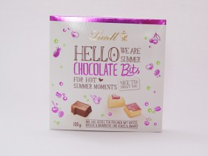 Lindt Hello Summer Chocolate Bits