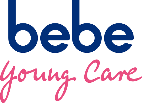 Bebe young care for Beb logo
