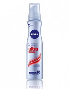 NIVEA Ultra Strong Styling Mousse