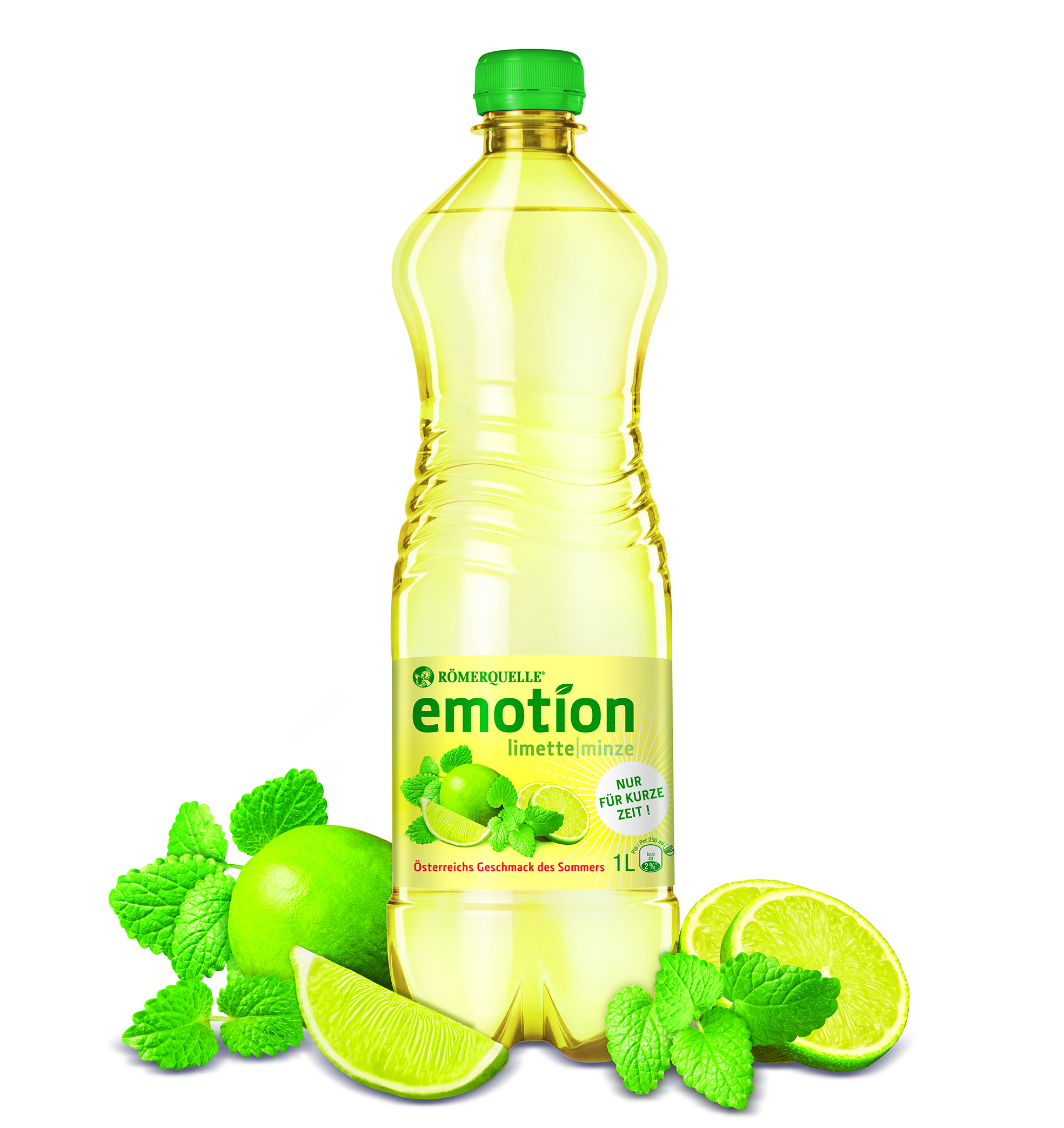 Römerquelle Emotion Limette | Minze