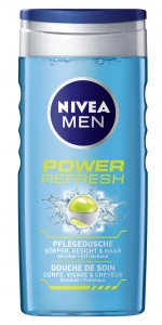 NIVEA MEN Power Refresh Pflegedusche