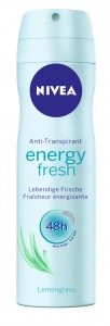 NIVEA Anti Transpirant Energy Fresh