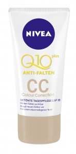 NIVEA Q10 plus Anti-Falten CC Cream