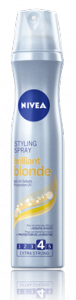 NIVEA Brilliant Blonde Styling Spray
