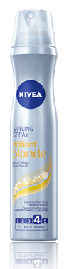 NIVEA Brilliant Blonde Styling Spray