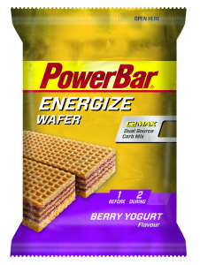 PowerBar Energize Wafer Berry Yogurt