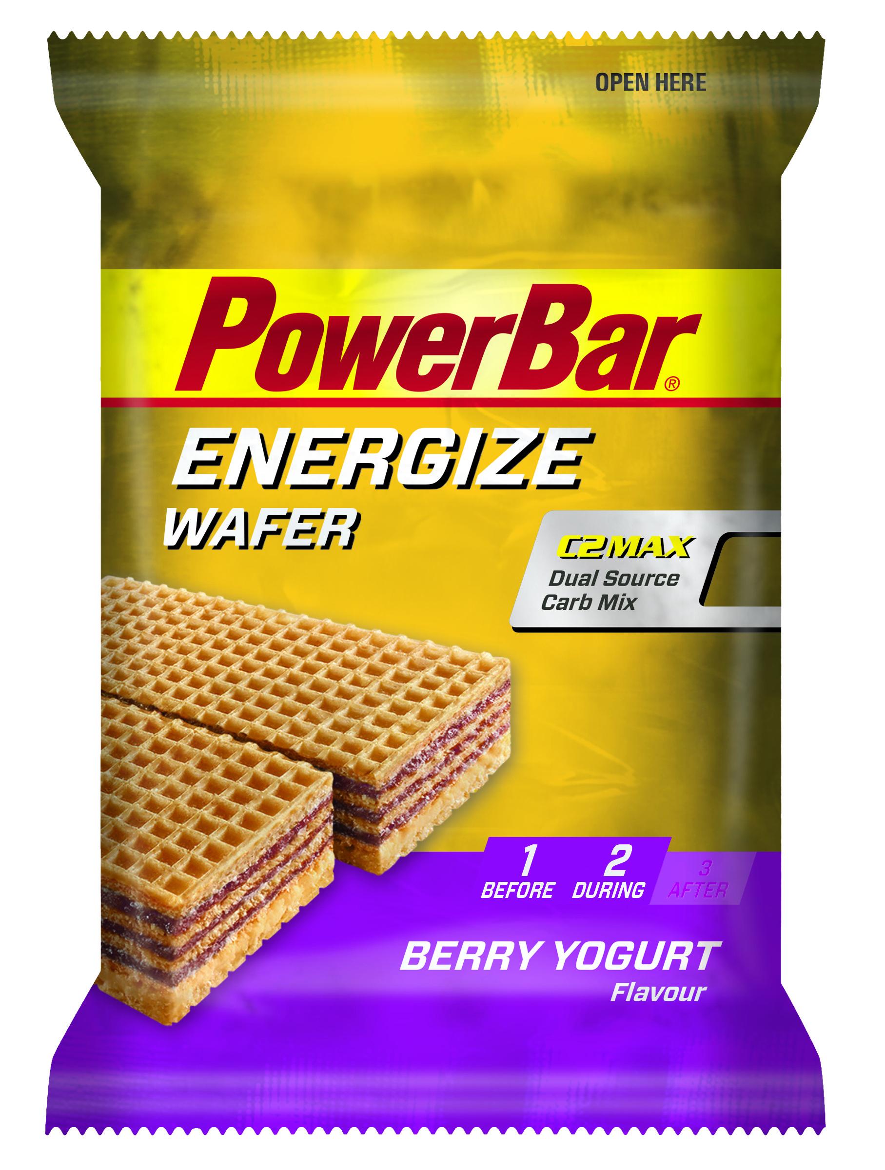 PowerBar Energize Wafer Berry Yogurt