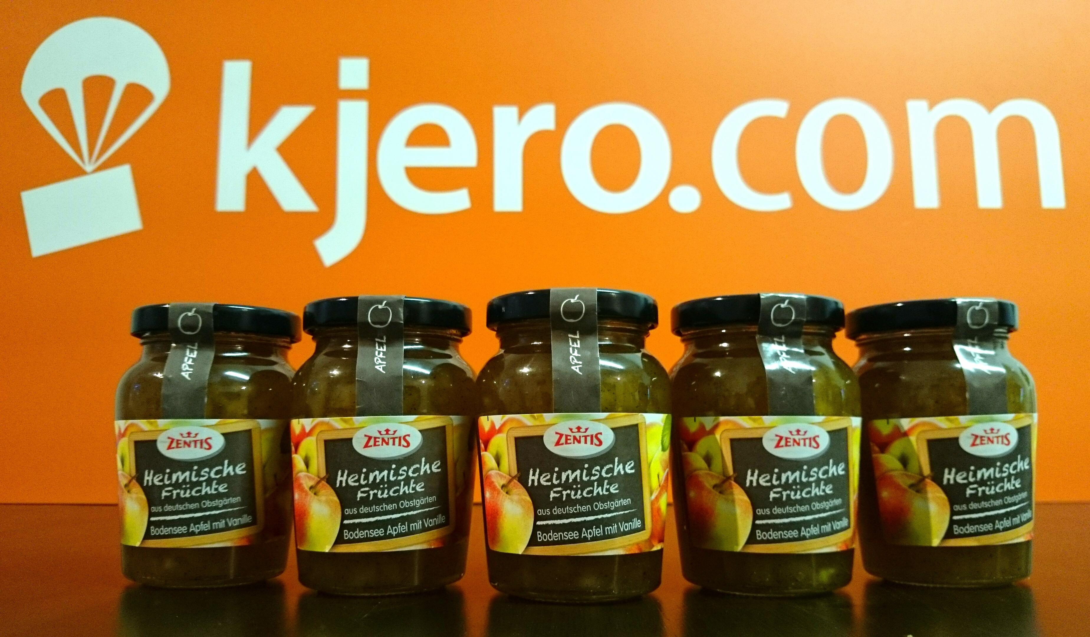Zentis Heimische Früchte Apfel Vanille