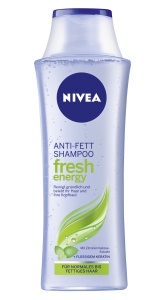 NIVEA Fresh Energy Anti-Fett Shampoo