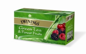 Twinings Green Tea & Forest Fruits