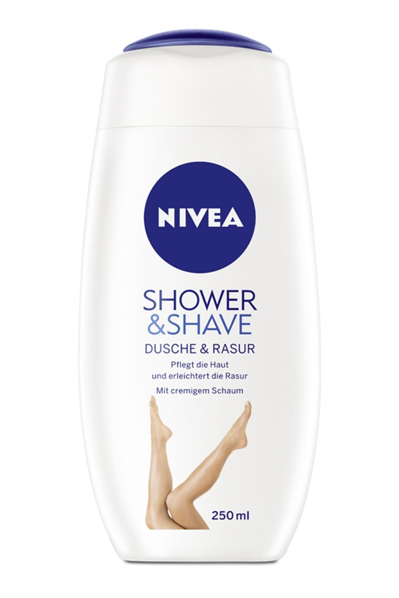 NIVEA SHOWER & SHAVE Dusche & Rasur