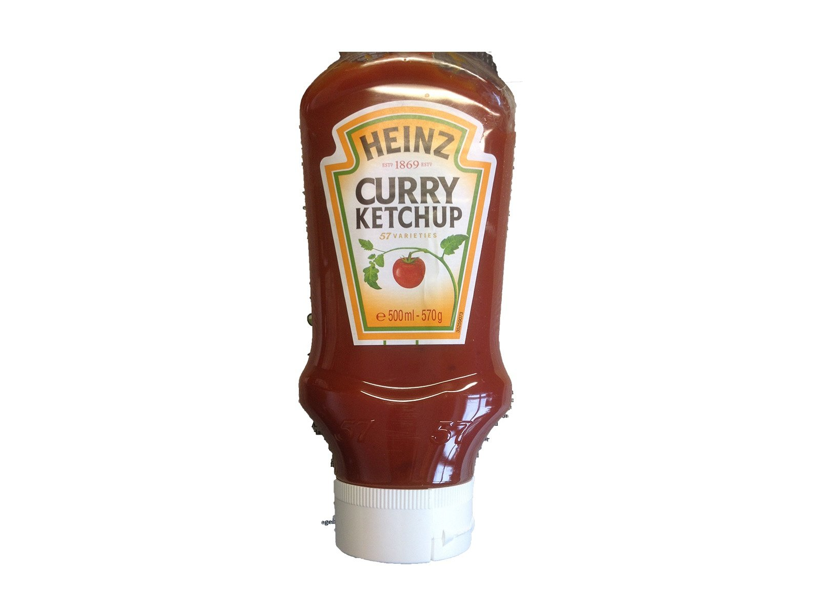 heinz curry ketchup