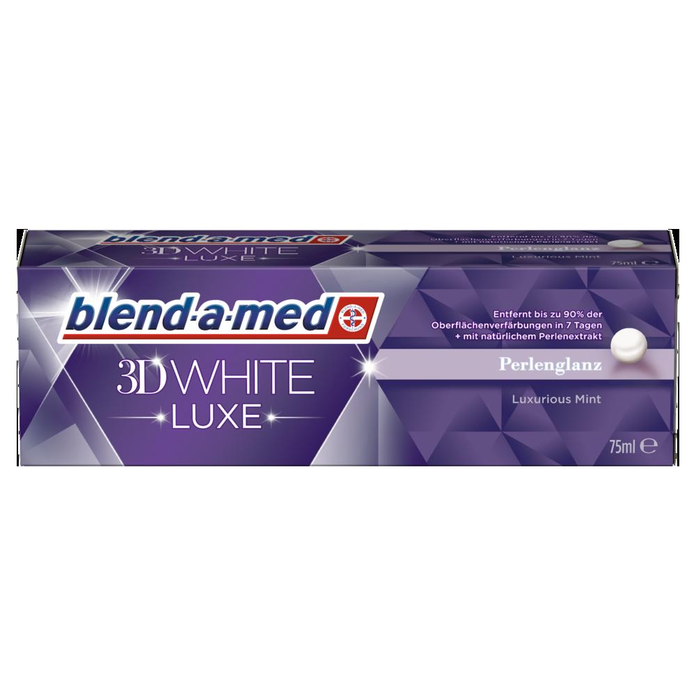 blend-a-med 3D White LUXE Perlenglanz