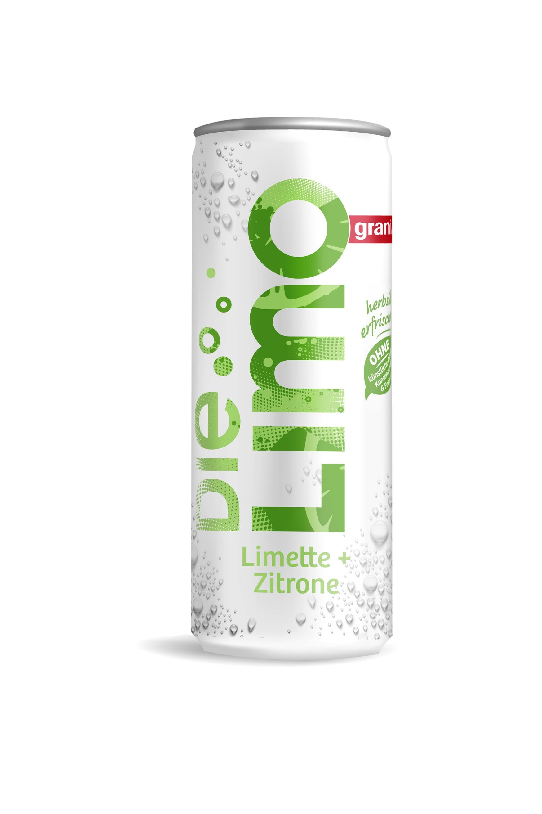 Die Limo Limette + Zitrone