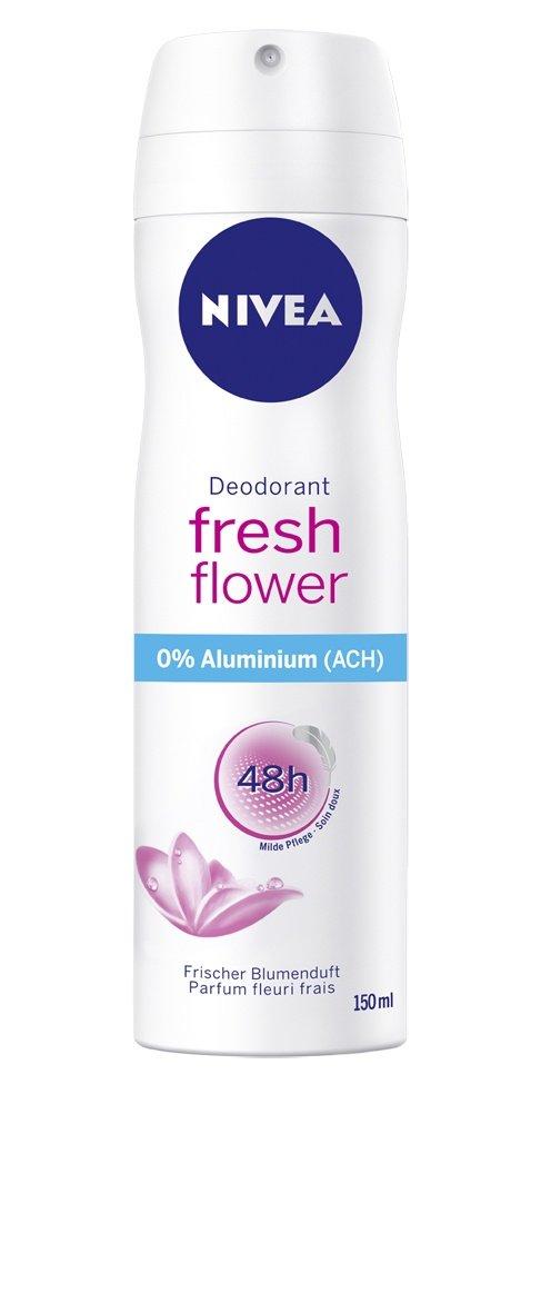 NIVEA Deo fresh flower Spray