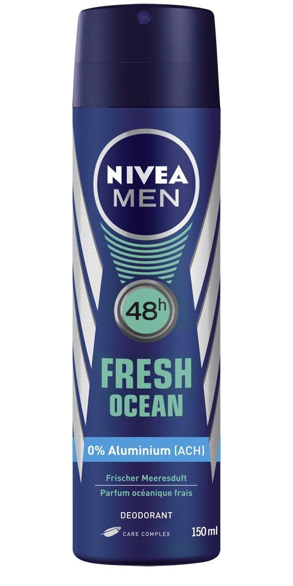 NIVEA MEN Deo Fresh Ocean Spray
