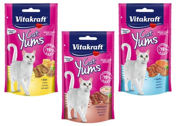 Vitakraft Cat Yums