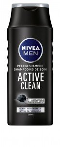NIVEA MEN Active Clean Pflegeshampoo