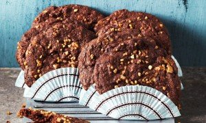 triple-chocolate-cookies-mit-chocolate-chunks