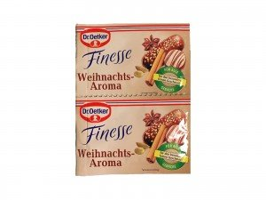 Dr. Oetker Finesse Weihnachtsaroma