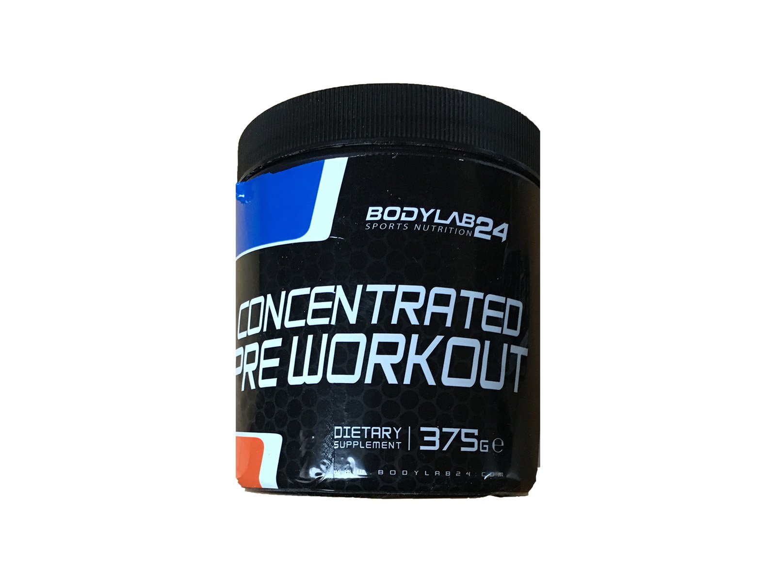 Bodylab24 Concentrated Pre Workout