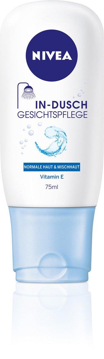 NIVEA In-Dusch Gesichtspflege für normale Haut und Mischhaut