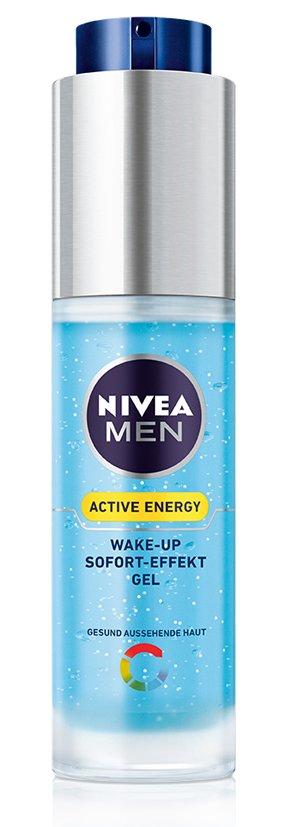 NIVEA MEN Active Energy Wake-Up Sofort-Effekt Gel