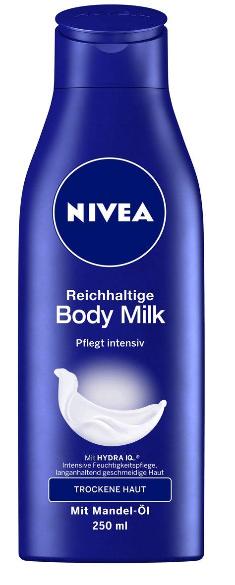 NIVEA Reichhaltige Body Milk