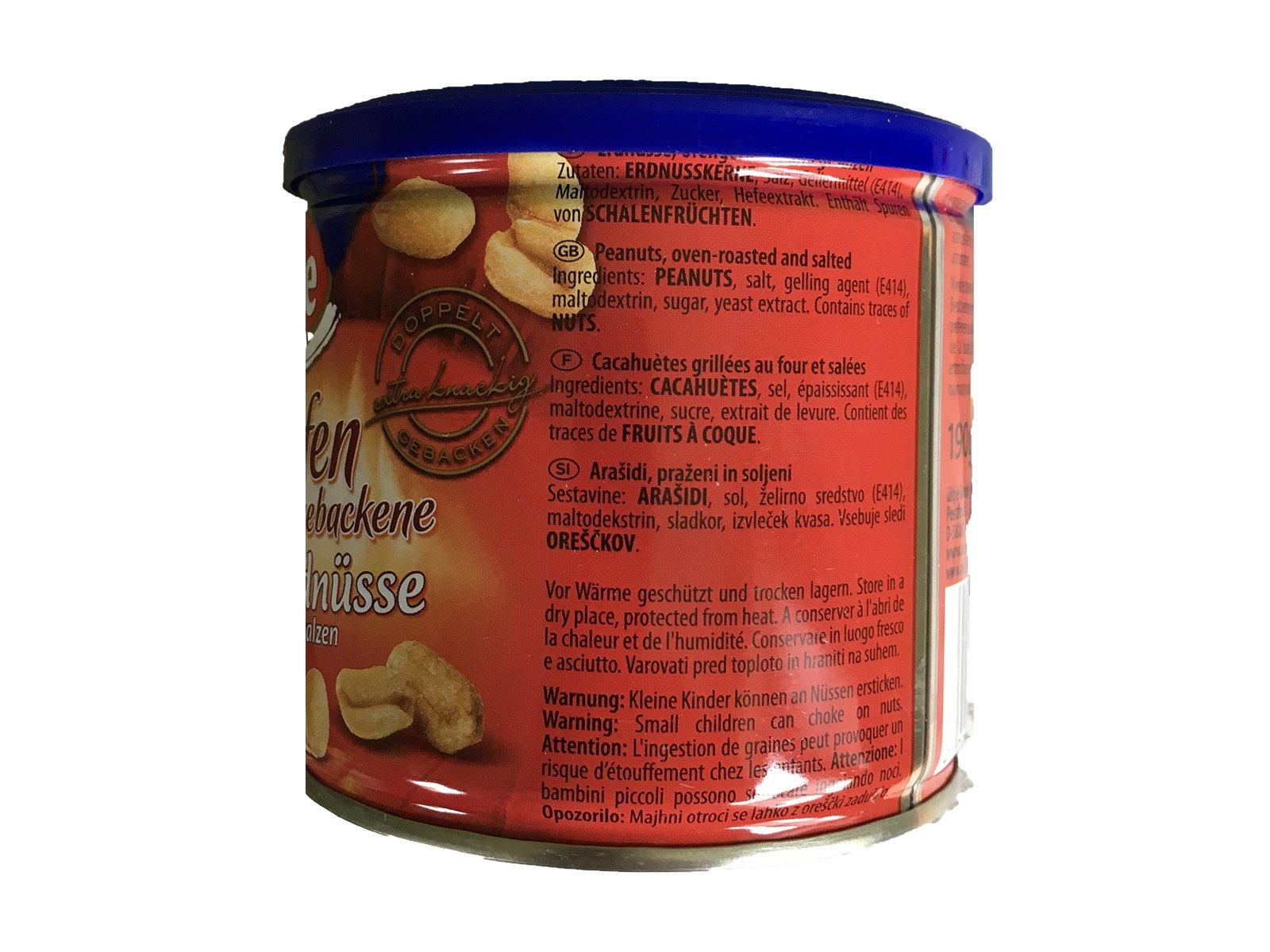 Ültje Ofen Gebackene Erdnüsse