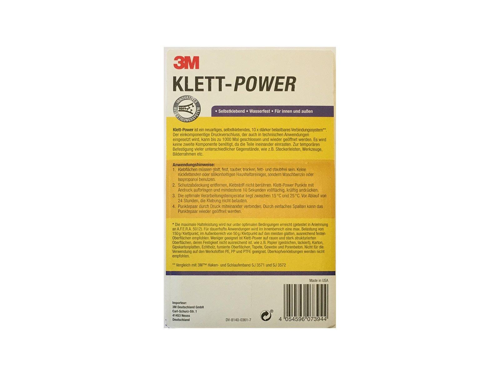 3m Klett Power