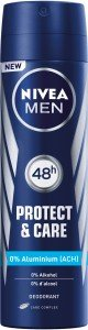 NIVEA MEN Protect & Care Deo Spray