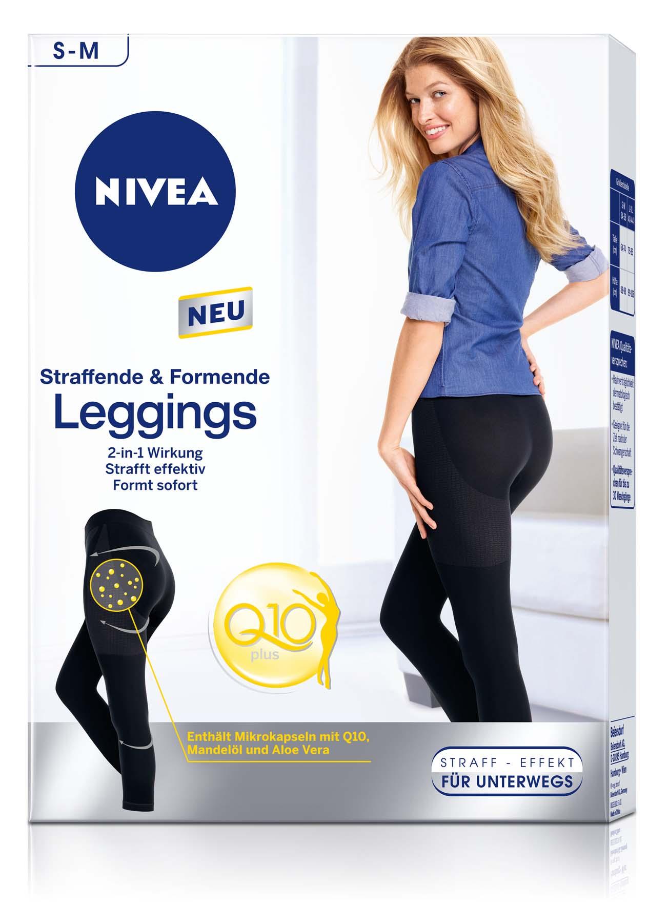 NIVEA Q10 Straffende & Formende Leggings