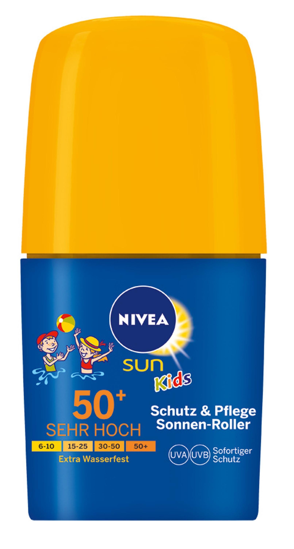 NIVEA Sun Kids Schutz & Pflege Sonnen-Roller