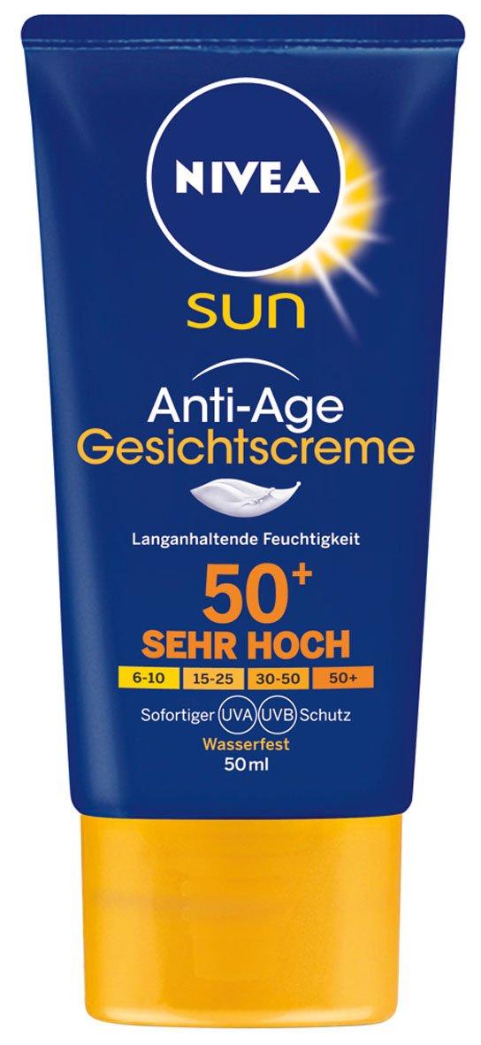 NIVEA Sun Anti-Age Gesichtscreme
