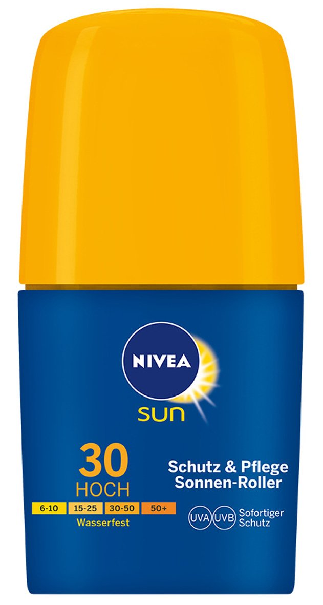 NIVEA Sun Schutz & Pflege Sonnen-Roller