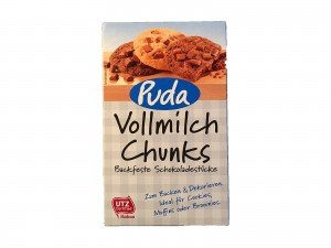 Puda Vollmilch Chunks
