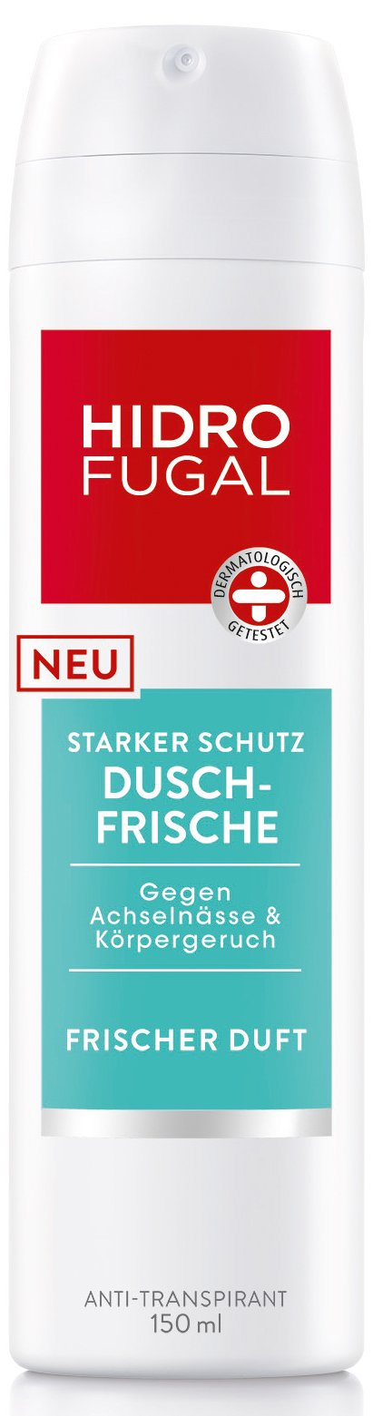 HIDROFUGAL Dusch-Frische Spray