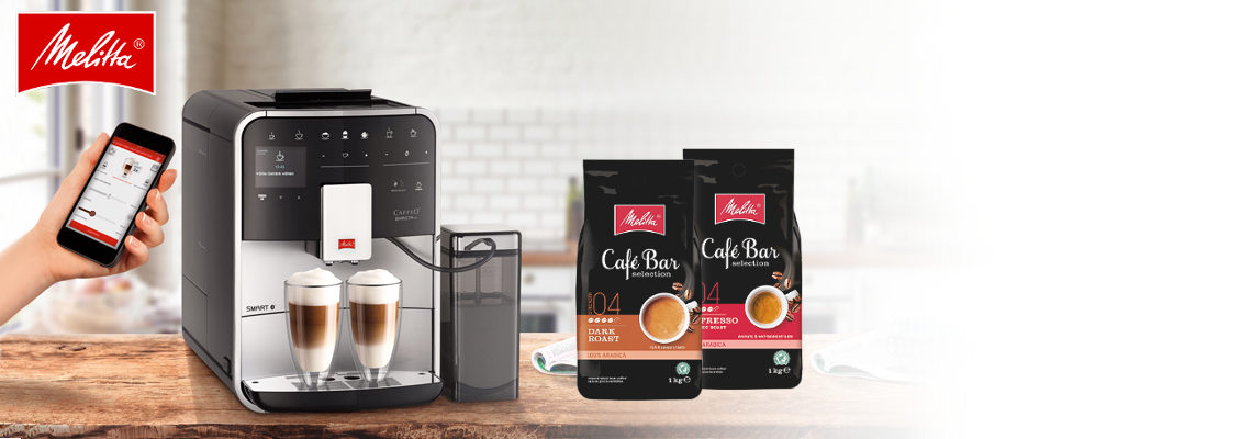 Melitta® Barista TS Smart® Kaffeevollautomat