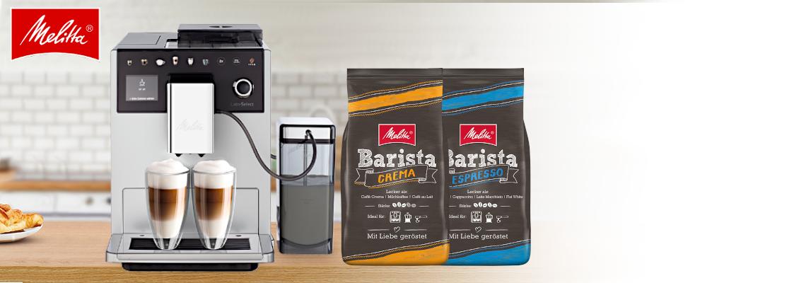 Melitta® Latte Select Kaffeevollautomat