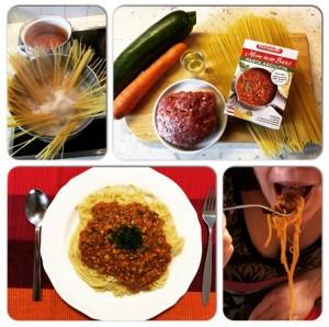 Vanessa G. - 1. Gericht: Pasta Asciutta