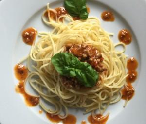 Elisabeth K. - Spaghetti