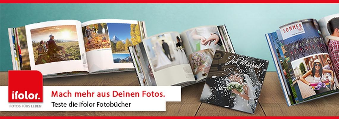 Ifolor Fotobuch Test