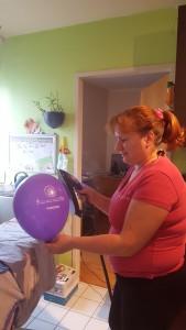 Luftballon test