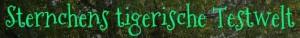 Sternchens tigerische Testwelt- Swirl - Anti Geruch Müllbeutel